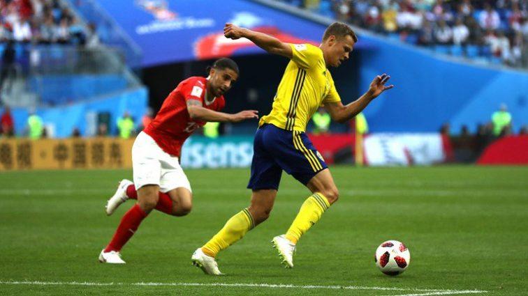 ЧМ-2018: результат матча Швейцария-Швеция