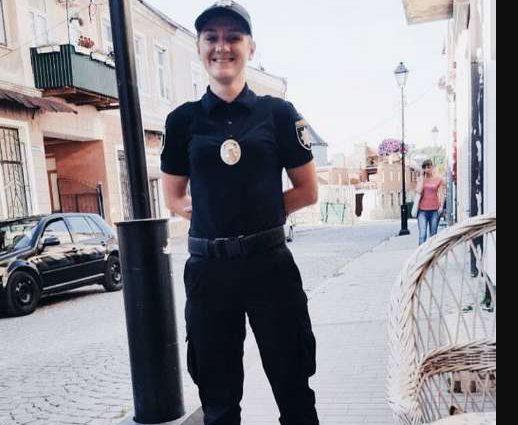Украинская полицейская стала призером Чемпионата Европы по бодифитнесу