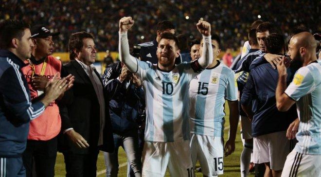 Антирекорды на ЧМ-2018: сборная Аргентины отметилась уже второй раз