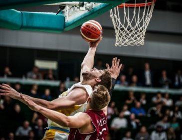 ЧМ-2019 по баскетболу. Украина уступила Латвии