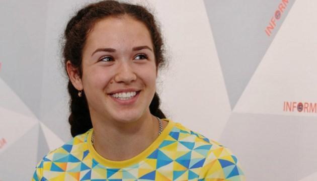 Украинка Иваненко побила два рекорда на юношеском чемпионате Европы