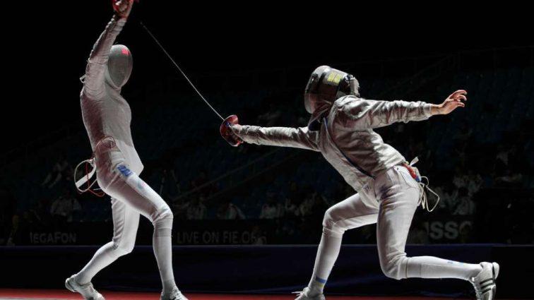 Украинцы получили долгожданные медали на ЧМ по фехтованию