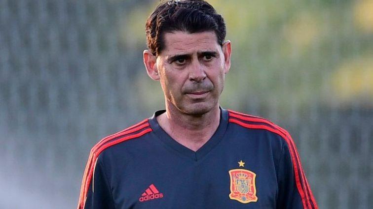 Тренер сборной Испании сделал громкое заявление после вчерашнего поражения на ЧМ-2018