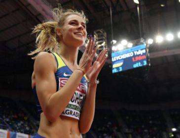 Украинские легкоатлетки завоевали медали в «Бриллиантовой лиге»