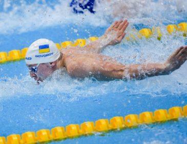 Украинец установил мировой рекорд в плавании