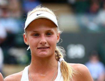 Это сенсация: обыграв россиянку, украинка выиграла престижный теннисный турнир