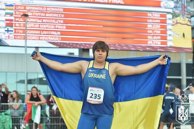 Украинец завоевал золото на Чемпионате Европы и установлен новый мировой рекорд