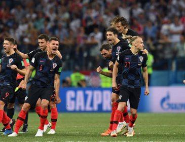 Стало известно, наказали ли футболиста Хорватии за слова «Слава Украине»