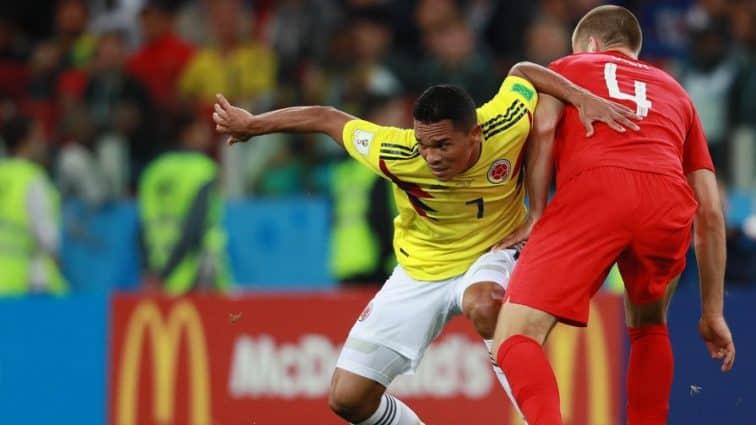 Подписана электронная петиция. Болельщики требуют переигровки матча Колумбии с Англией