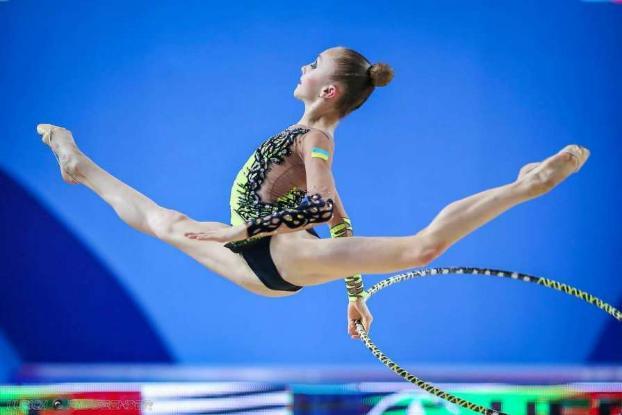 Украинские гимнастки завоевали золотые медали на Международном европейском турнире