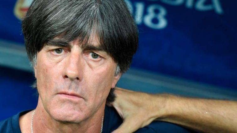 Тренеру сборной Германии вынесли приговор после поражения