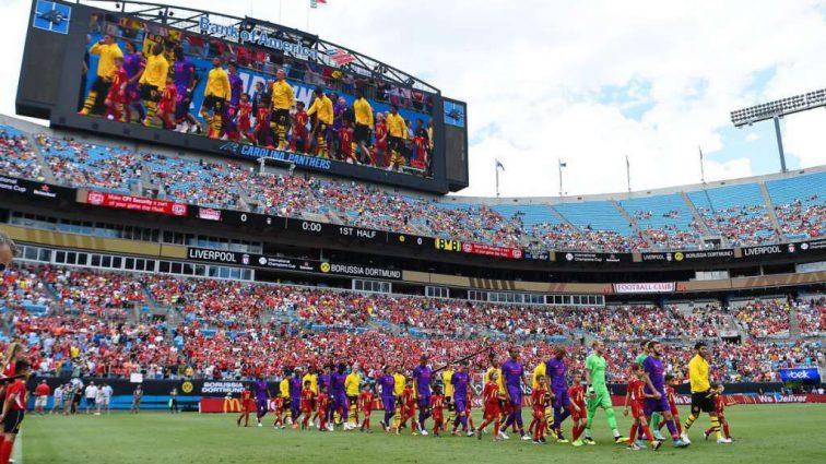 Выходка Кариуса на футбольном поле: Ливерпуль снова проиграл