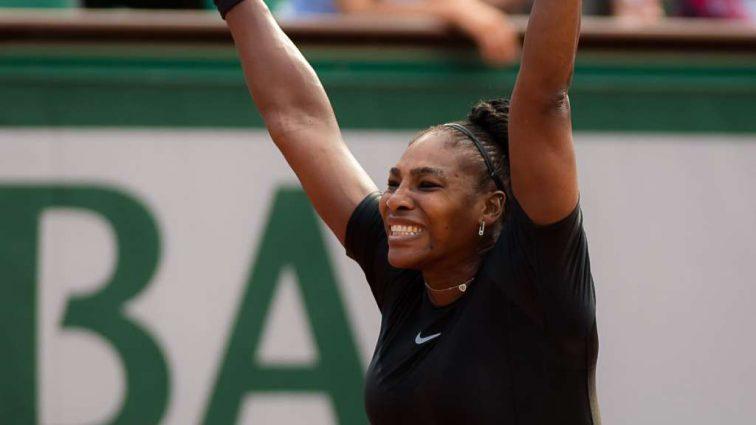 Знаменитая теннисистка Серена Уильямс примет участие в турнире