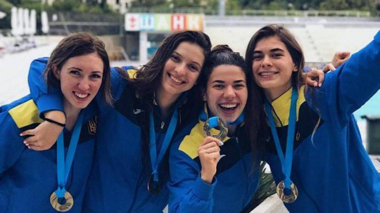 Украинские пловцы торжествовали на чемпионате мира в Белграде