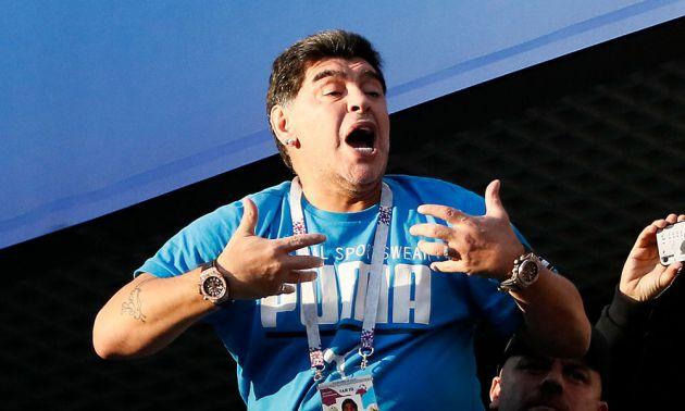 Марадона сделал заманчивое предложение сборной Аргентины