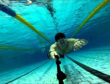 Украинский спортсмен феерично завоевал первенство в мире по фридайвингу