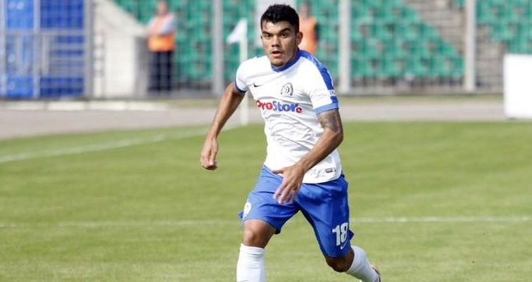 Александр Нойок перешел в команду Марадоны