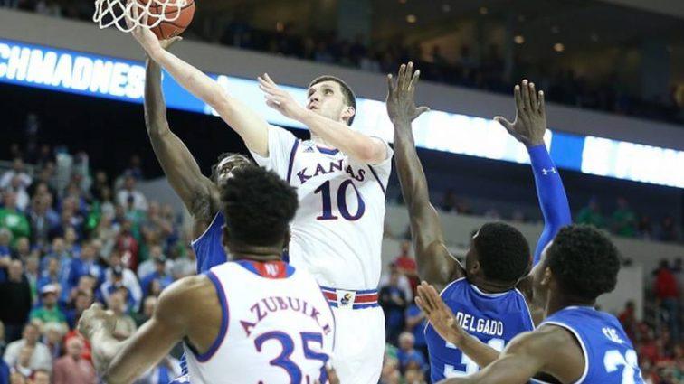 «Безумный потенциал»: Украинские баскетболист поразил американских фанатов (видео)