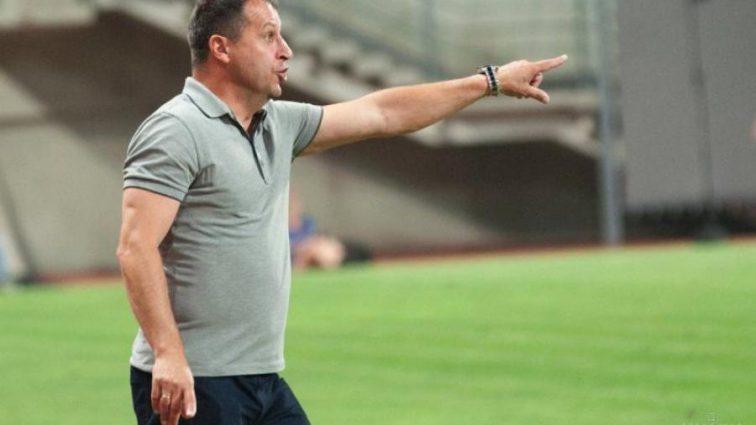 «У вас синдром там в Киеве!»: Тренер «Зари» грубо обматерил своего футболиста во время матча