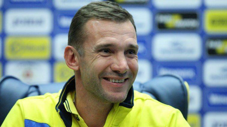Шевченко назвал имена приглашенных легионеров в матче украинской сборной