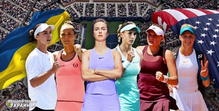 В главный праздник страны украинские теннисистки установили национальный рекорд на престижном турнире