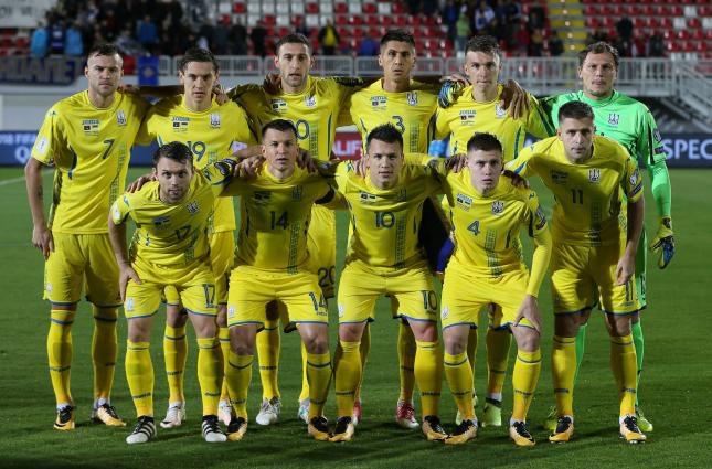 Сборная Украины по футболу отказалась жить в «Москве»