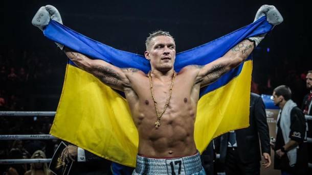 «Только уважение»: известный российский боксер прокомментировал поступок Усика