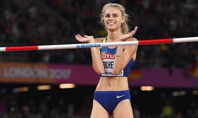 Украинка завоевала серебро на финальном этапе «Бриллиантовой лиги»