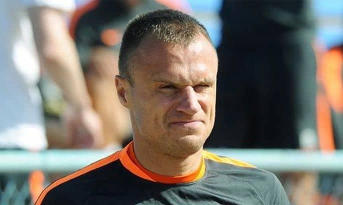 Вячеслав Шевчук засветился на отдыхе в оккупированном Крыму
