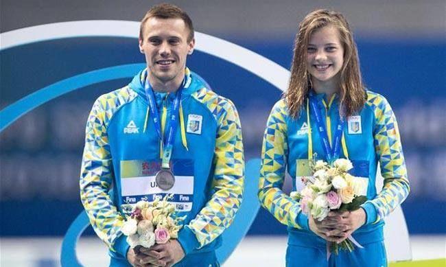 Украинские прыгуны сенсационно завоевали золотые медали Чемпионата Европы