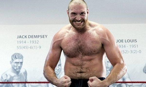 «Этот Фьюри — псих, ненормальный»: Эпатажный боксер объяснил свое неадекватное поведение