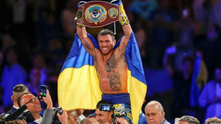 Василий Ломаченко стал суперчемпионом мира по версии WBA