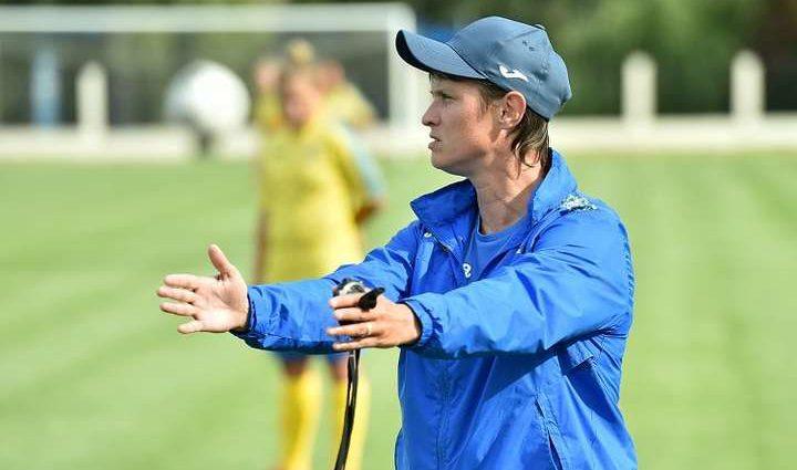 Женская сборная по футболу победила молодежную команду WU-19