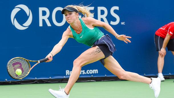 Не защитила титул чемпионки: Свитолина на турнира в Монреале