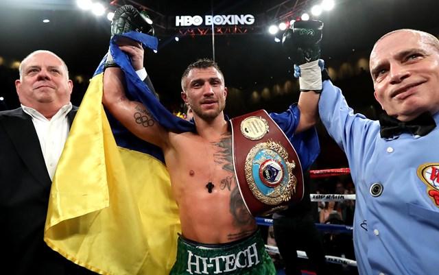 Вне зависимости от весовой категории! Ломаченко признан лучшим боксером мира