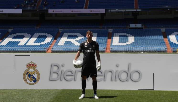 «Лунин снова на высоте» Реал получил феерическую победу над Ювентусом