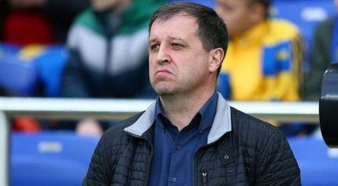 Тренер «Зари» Вернидуб решил подать в отставку: что подвигло его на такое решение