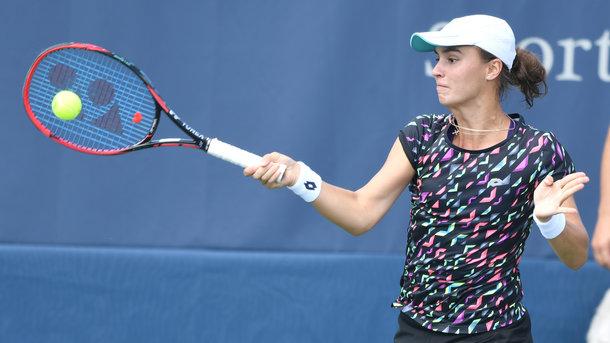 Ангелина Калинина стала одной из представительниц в основной сетке US Open