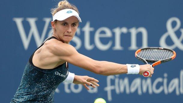 Леся Цуренко смогла обыграть теннисистку из ТОП-10 мирового рейтинга