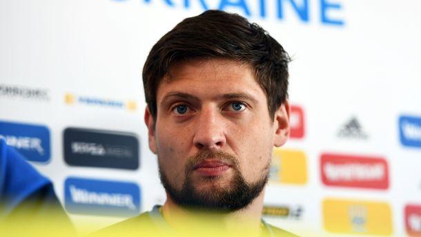 Евгений Селезнев станет одним из игроков команды сборной Украины на матчах Лиги наций