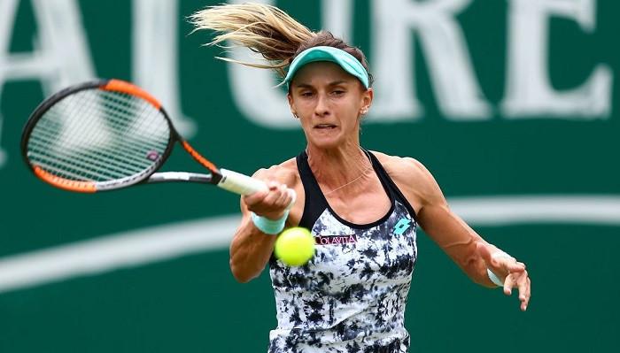 Леся Цуренко без проблем разобралась с соперницей на важном турнире
