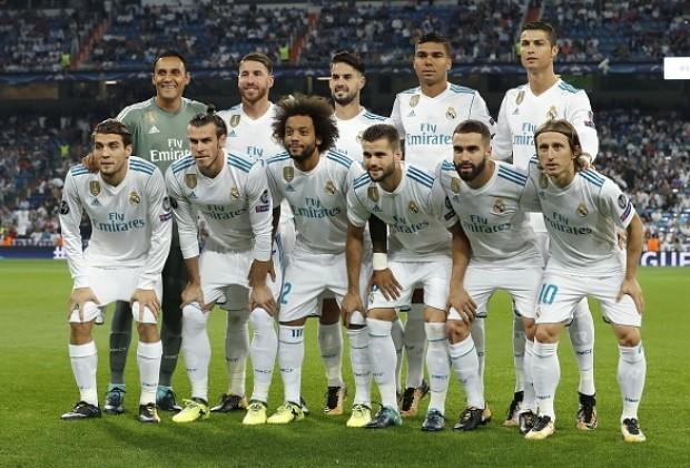 В Реале пополнение: в команде на турнире Международного кубка чемпионов будет новый игрок