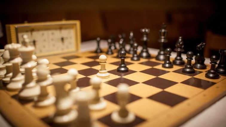Как юный украинский шахматист потроллил россиян на международном турнире