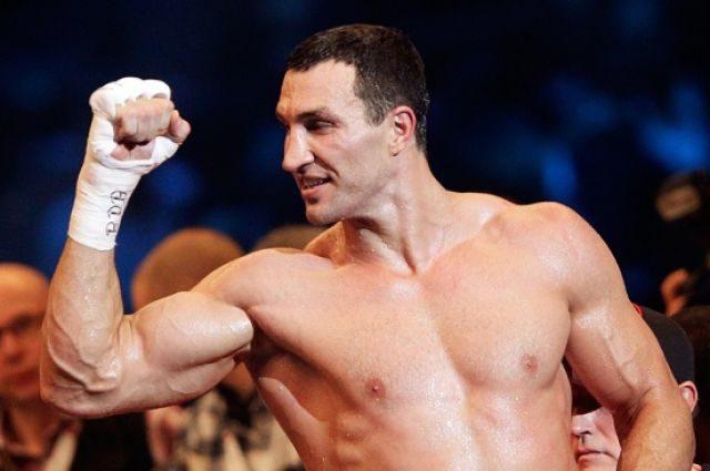 «Скучаю по команде» Владимир Кличко готов вернуться на ринг