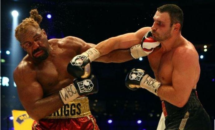 Стала известна дата боя между Кличко и Льюисом