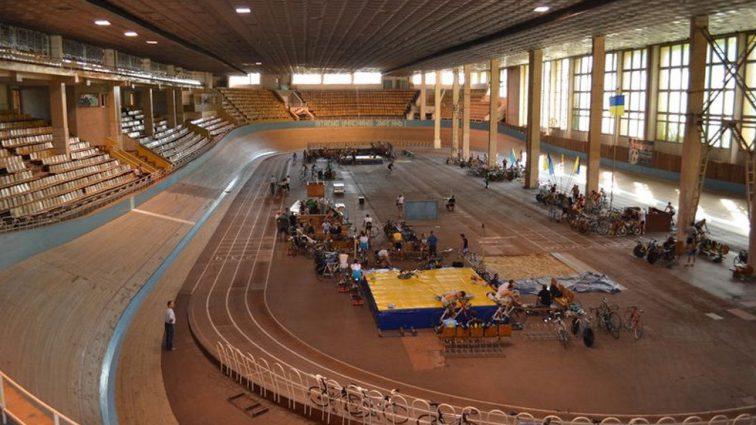 Во Львове прошли международные соревнования по велотреку Lviv Open Cup