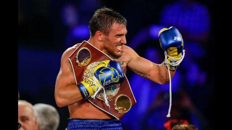 «На кону титул чемпиона мира!»: Официально объявлено следующего соперника Ломаченко