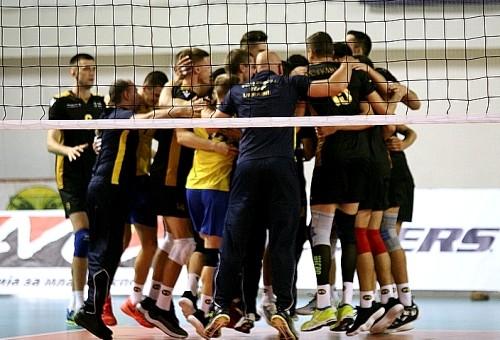 Украина добыла третью подряд победу в отборе на ЧЕ-2019