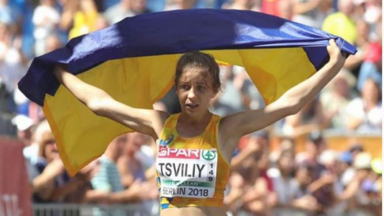 Украинка завоевала серебро чемпионата Европы и установила новый рекорд