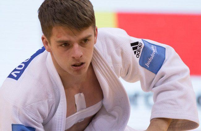 На соревнованиях в Будапеште украинский дзюдоист приносит завоевал бронзу